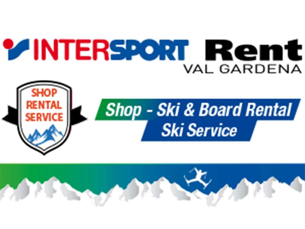 Intersport Rent Nives Selva in Gröden Str. Mëisules 164