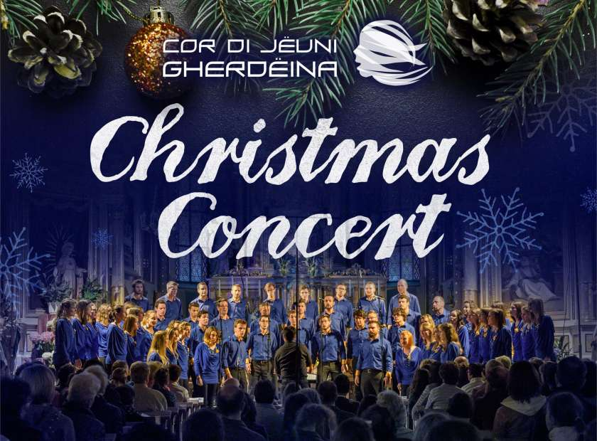 Christmas Concert.Christmas Concert By The Youth Choir Val Gardena Parish