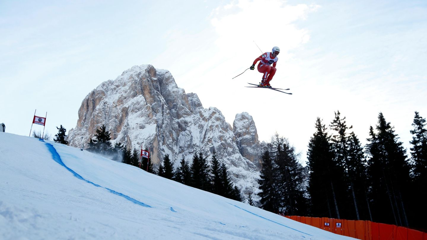 FIS Ski World Cup in Val Gardena - Dolomites
