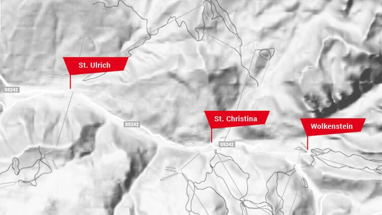 Gröden Dolomiten: Offizielle Homepage für Ihren